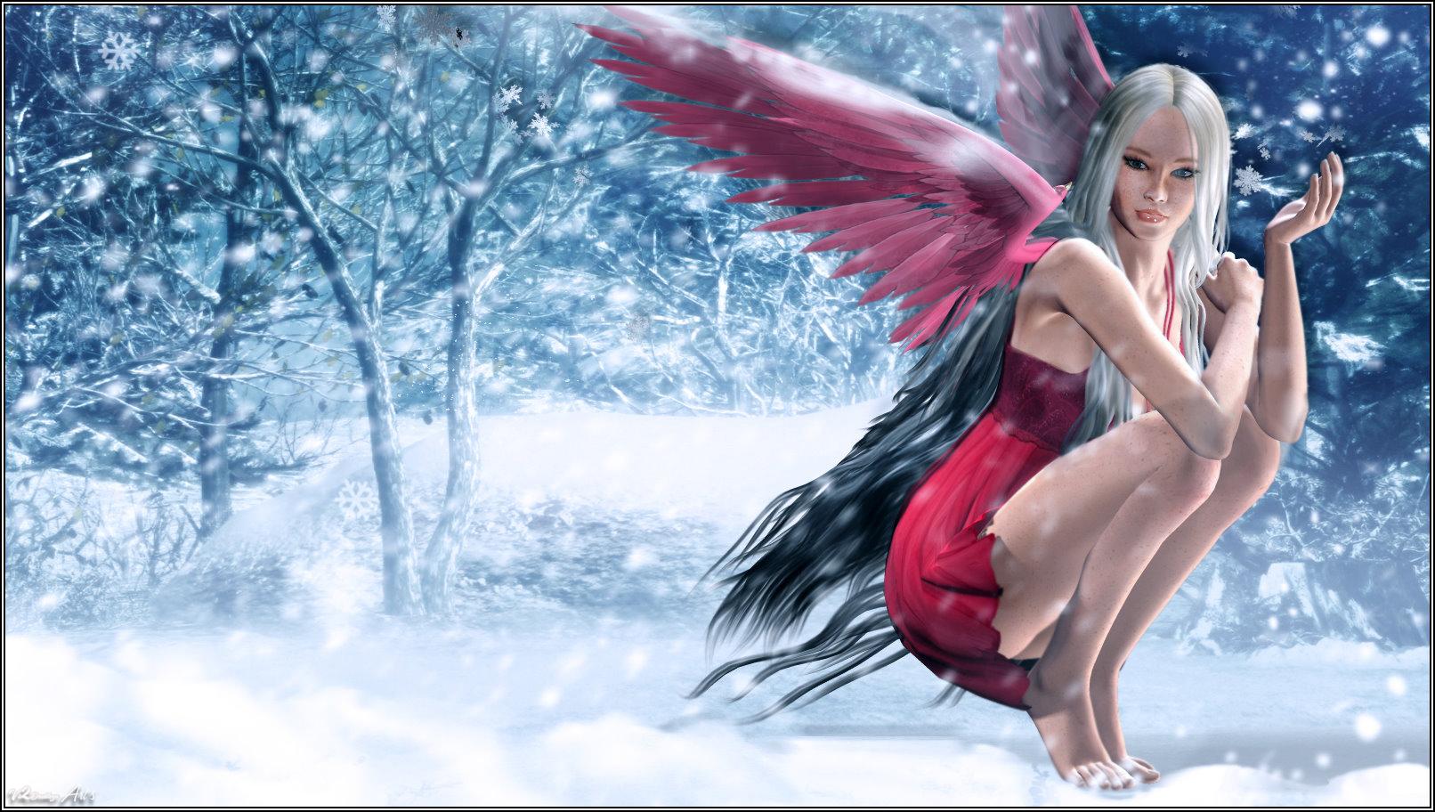 Fantasy Wallpaper Free: Fairy Wallpaper