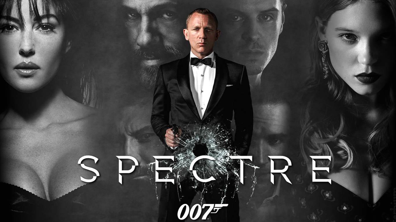 Spectre 2015 James Bond 007 Wallpapers HD Wallpapers 1366x768