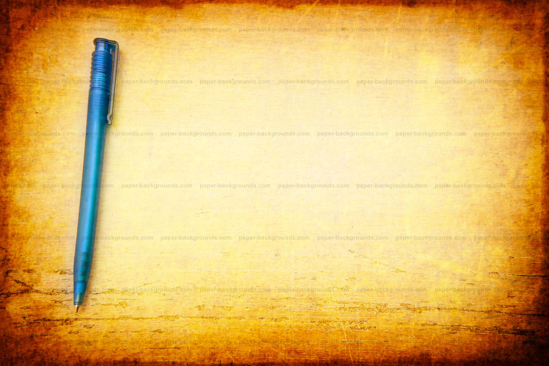 Paper Backgrounds pen on table vintage background hd 1920x1280