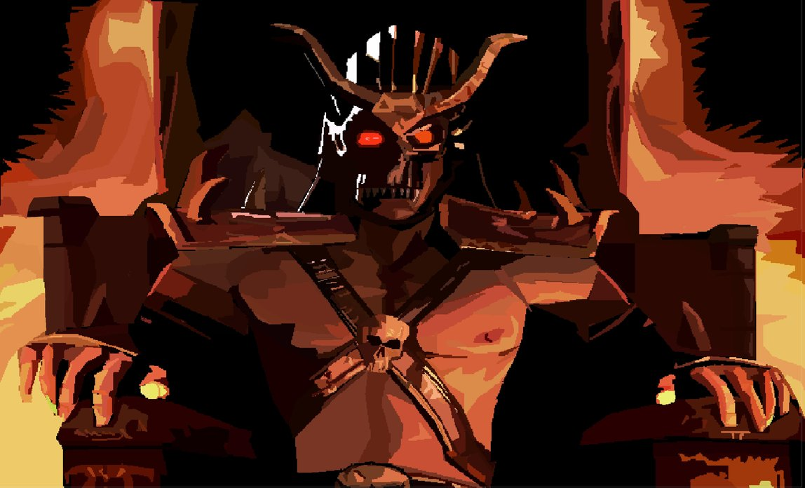 Shao Kahn Wallpaper - WallpaperSafari