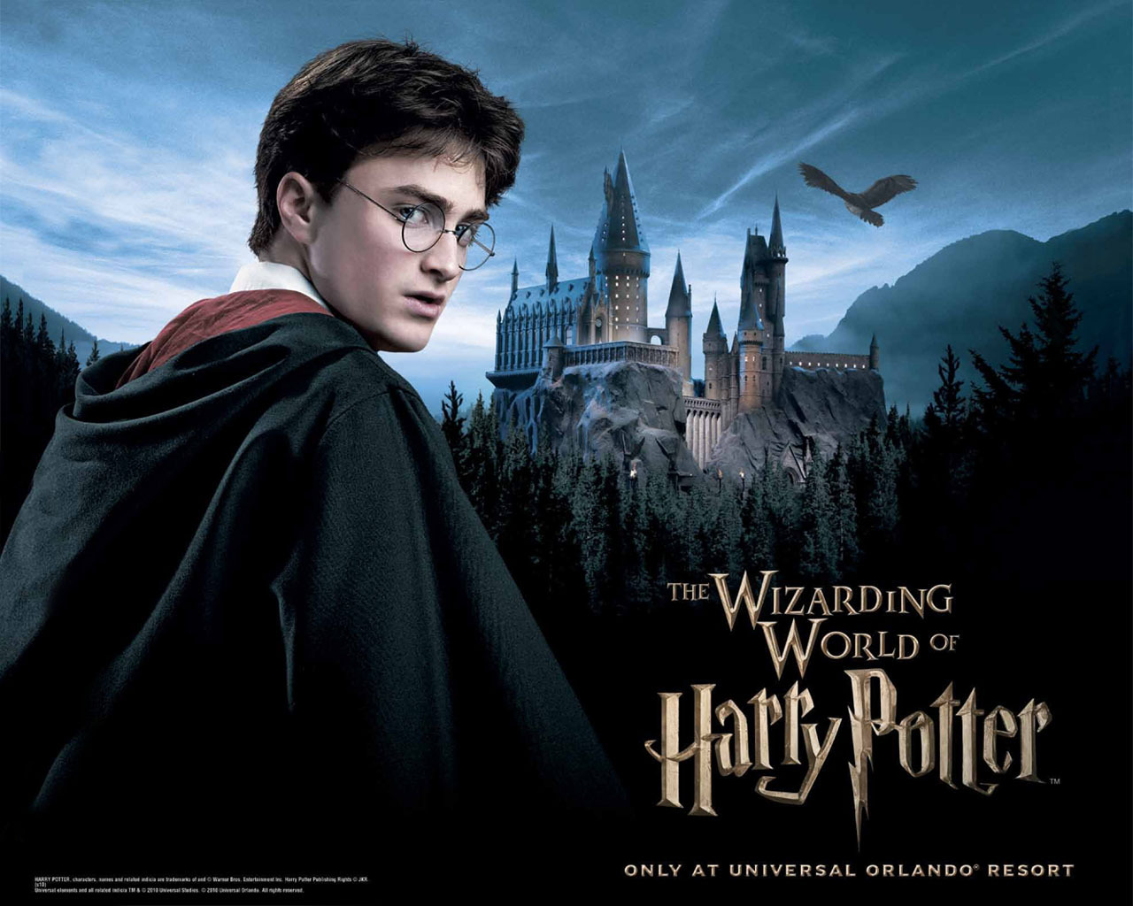 images Wizarding World Wallpaper HD wallpaper and background photos 1280x1024