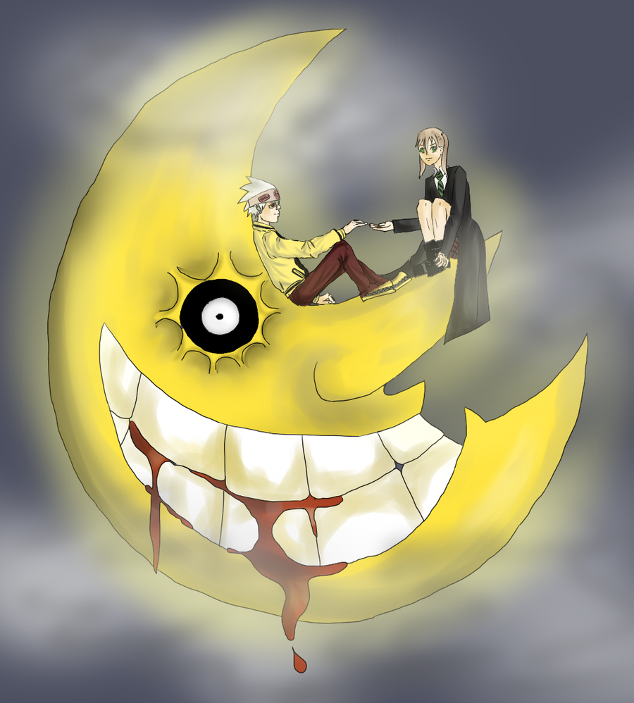 soul eater moon iphone - photo #7