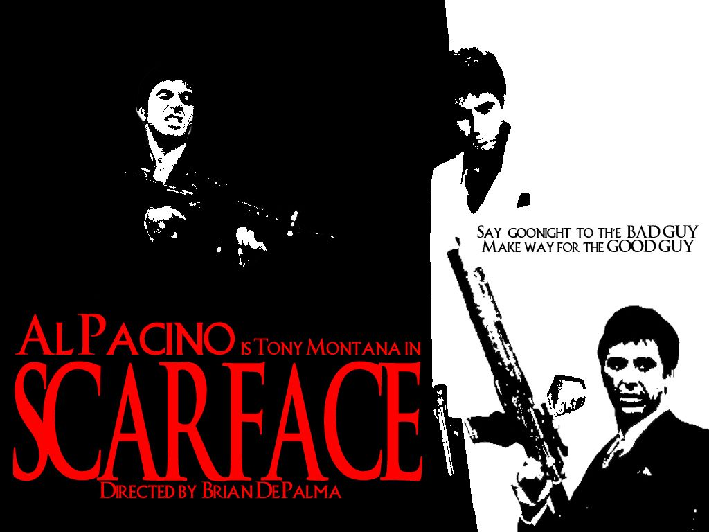 Scarface Wallpapers 1024x768