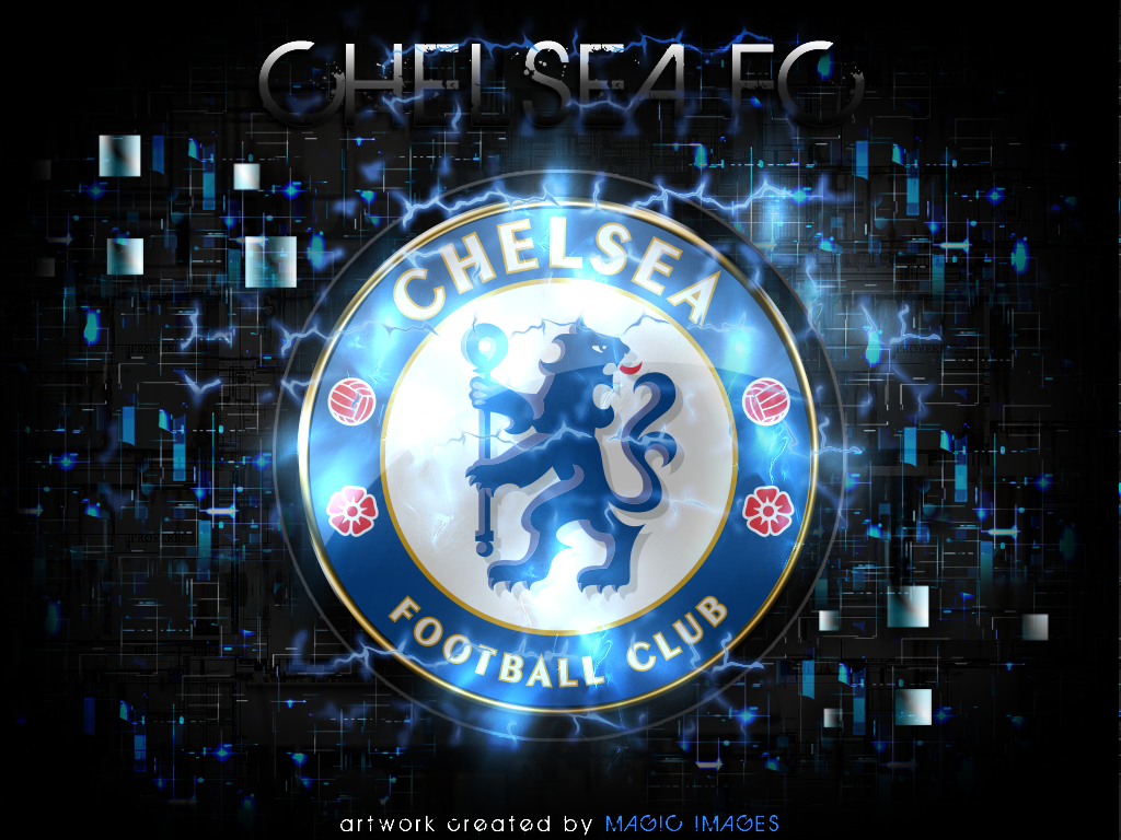 Chelsea FC 2013 Logo Football HD Wallpapers Pictures HD Wallpaper 1024x768