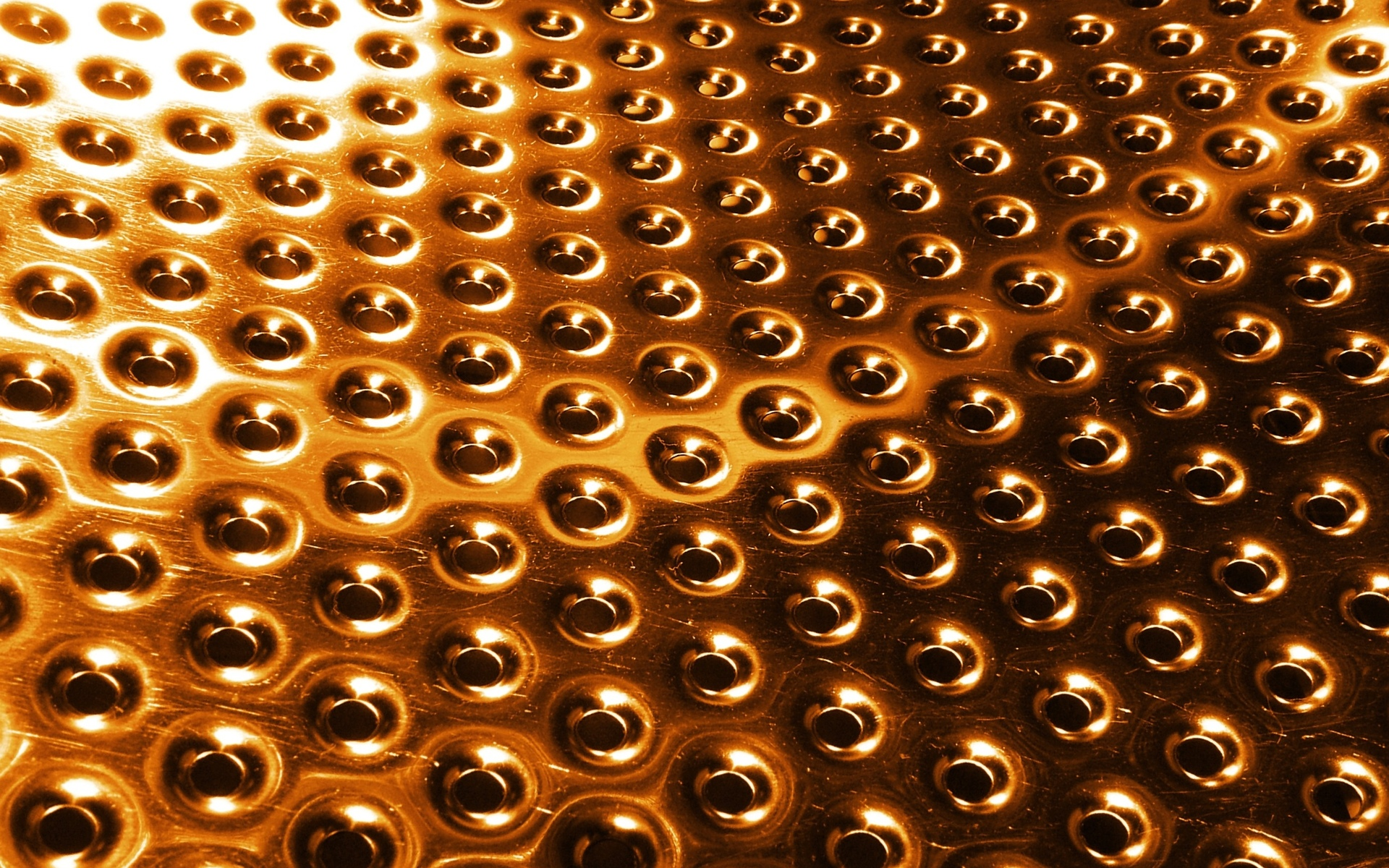 gleam brass gold bronze 3d psychedelic teaser wallpaper background 1920x1200