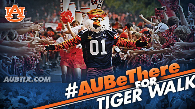 Free Auburn Tigers Desktop Wallpaper - WallpaperSafari