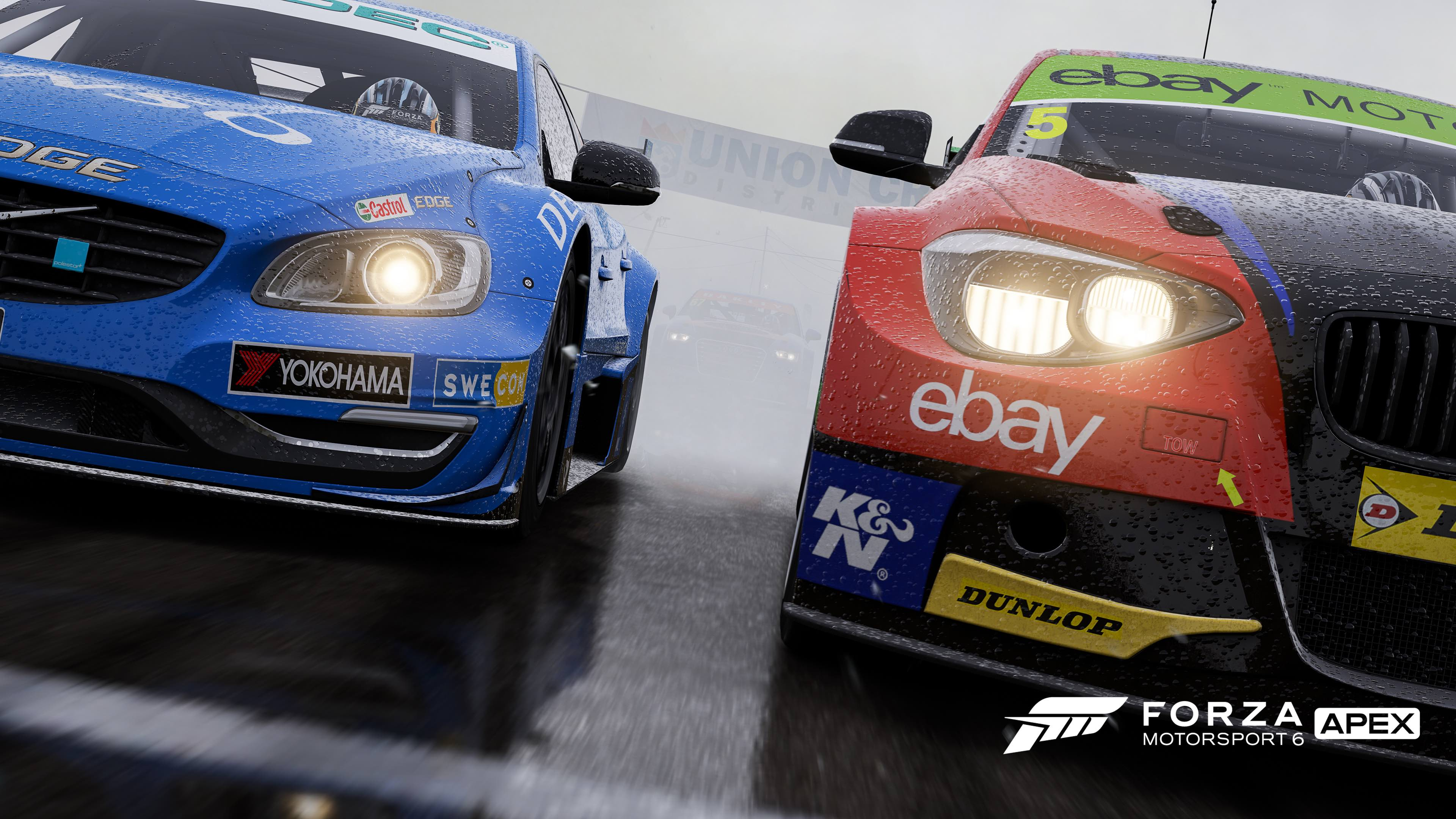 Forza Motorsport 6 Apex Wallpapers HD Wallpapers 3840x2160