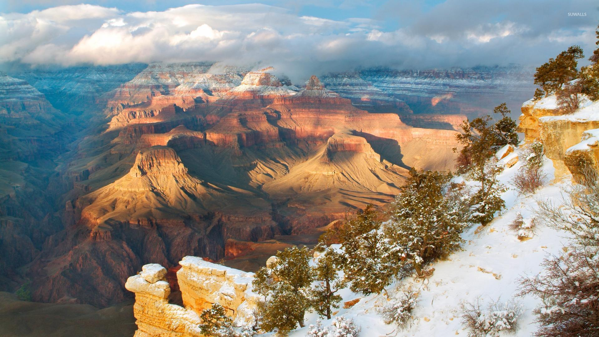 Grand Canyon 4K Wallpaper - WallpaperSafari
