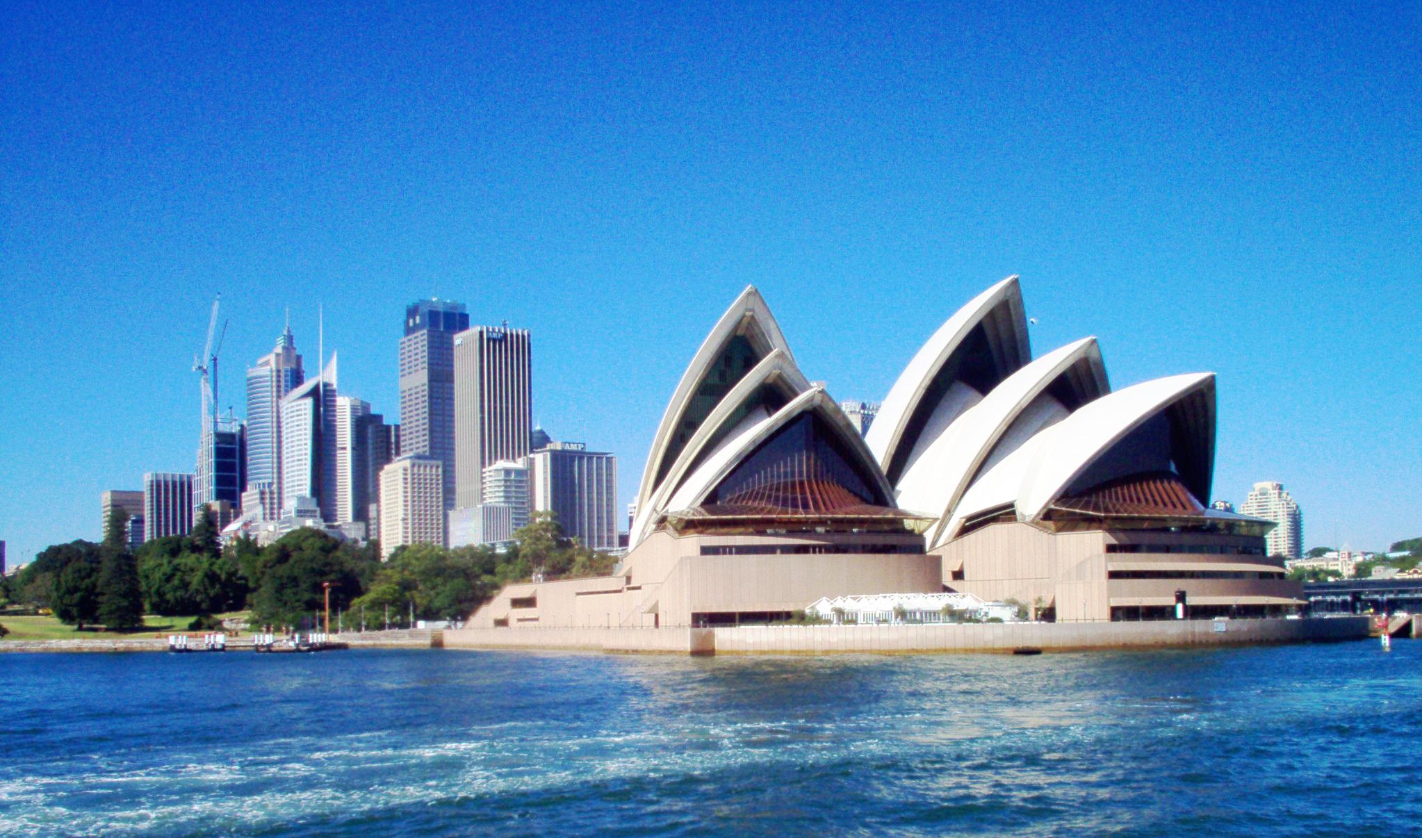 Sydney Opera House Top Wallpaper   Travel HD Wallpapers 2046x1206