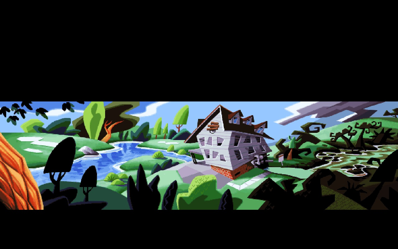 1280x800 Day of the Tentacle desktop PC and Mac wallpaper 1280x800