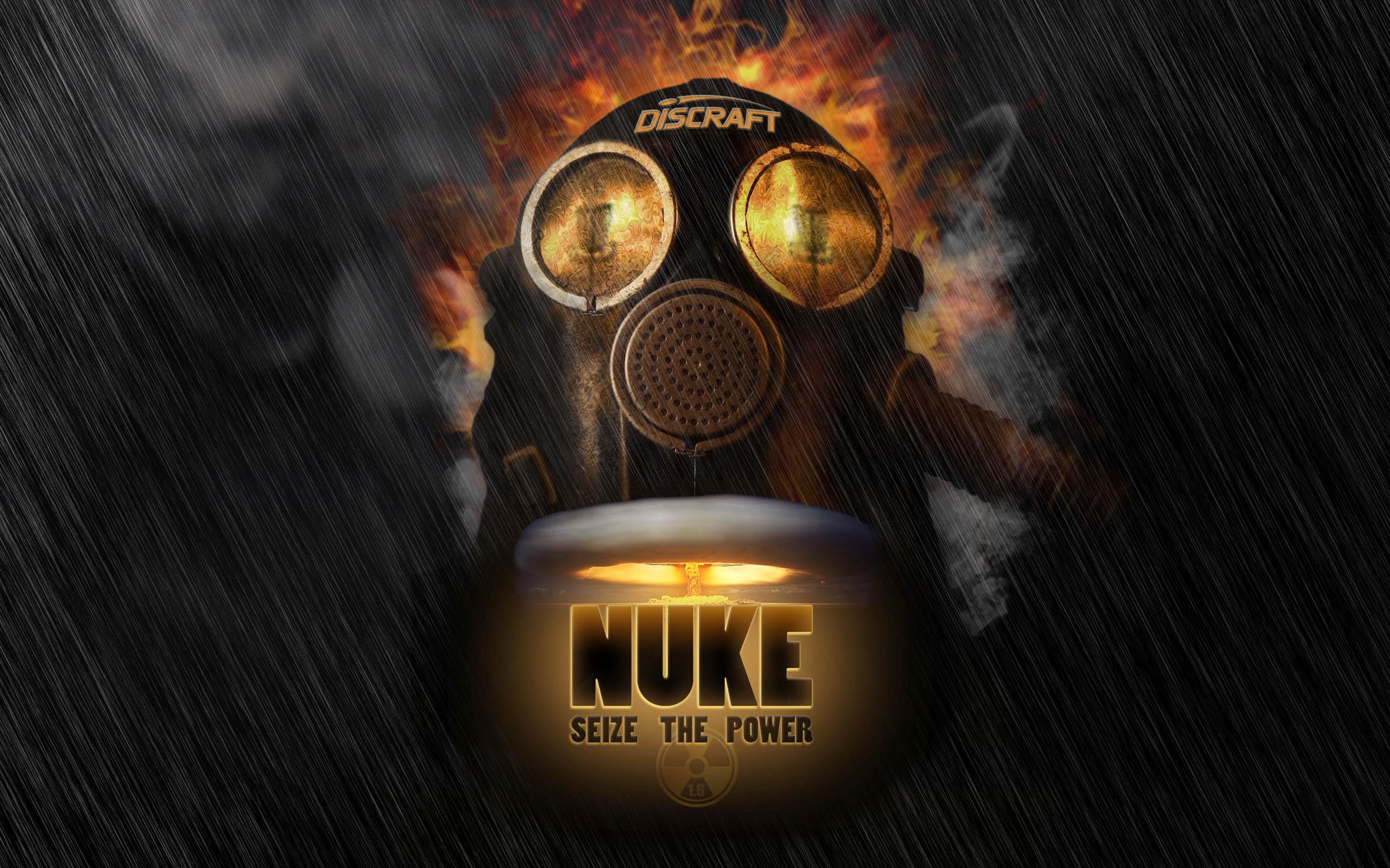 Nuke Wallpaper HD 2560x1600