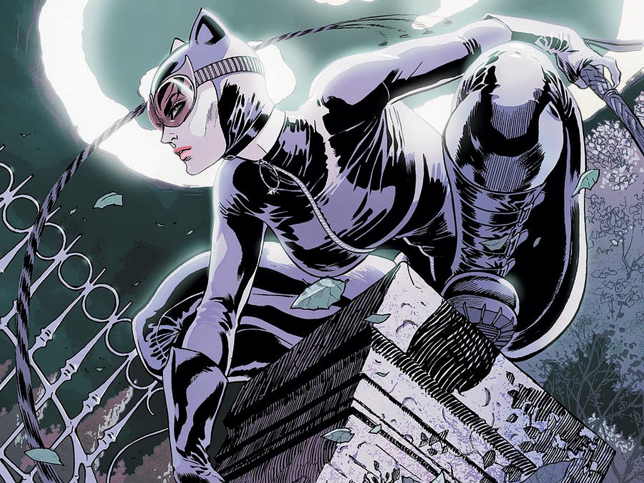 Comics   Catwoman Wallpaper 1280x960