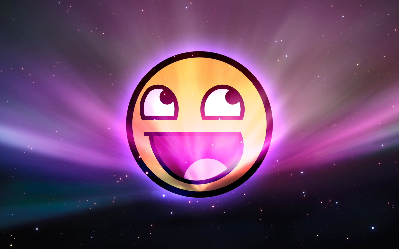 Images For Awesome Smiley Face Wallpaper 1600x1000