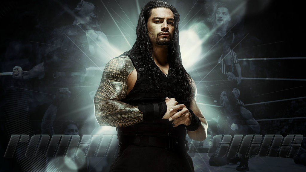 Roman Reigns HD Wallpaper Most HD Wallpapers Pictures Desktop 1024x576
