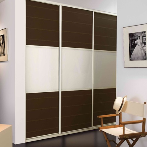 13503 LEATHER ZN Wall panel self adhesive with seam brown 85 sq ft 500x500