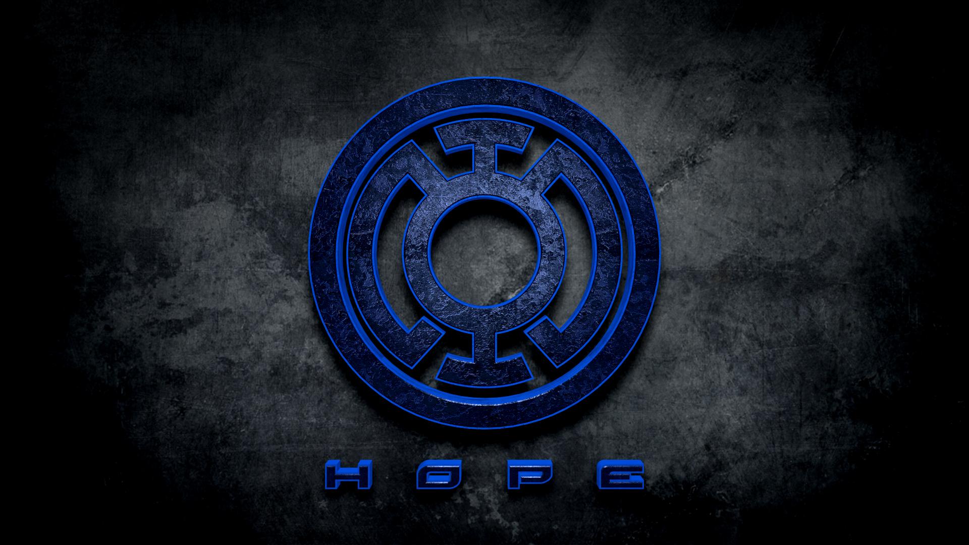 Blue Lantern Logo Blue lantern 1920x1080
