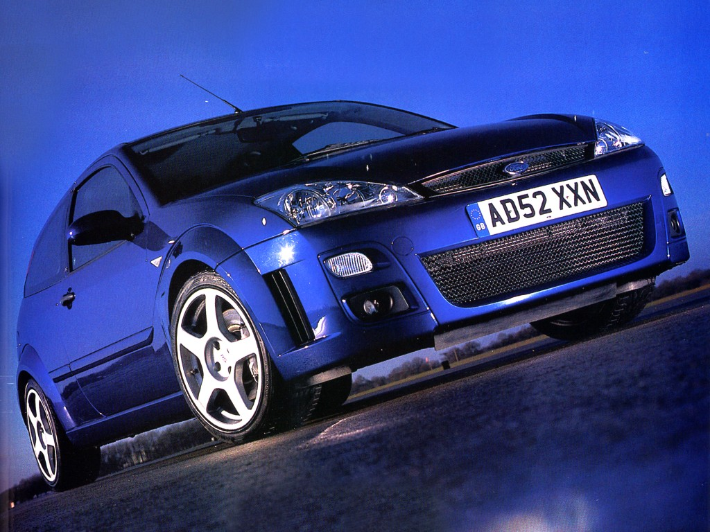 Ford Focus rs Wallpapers images 1024x768