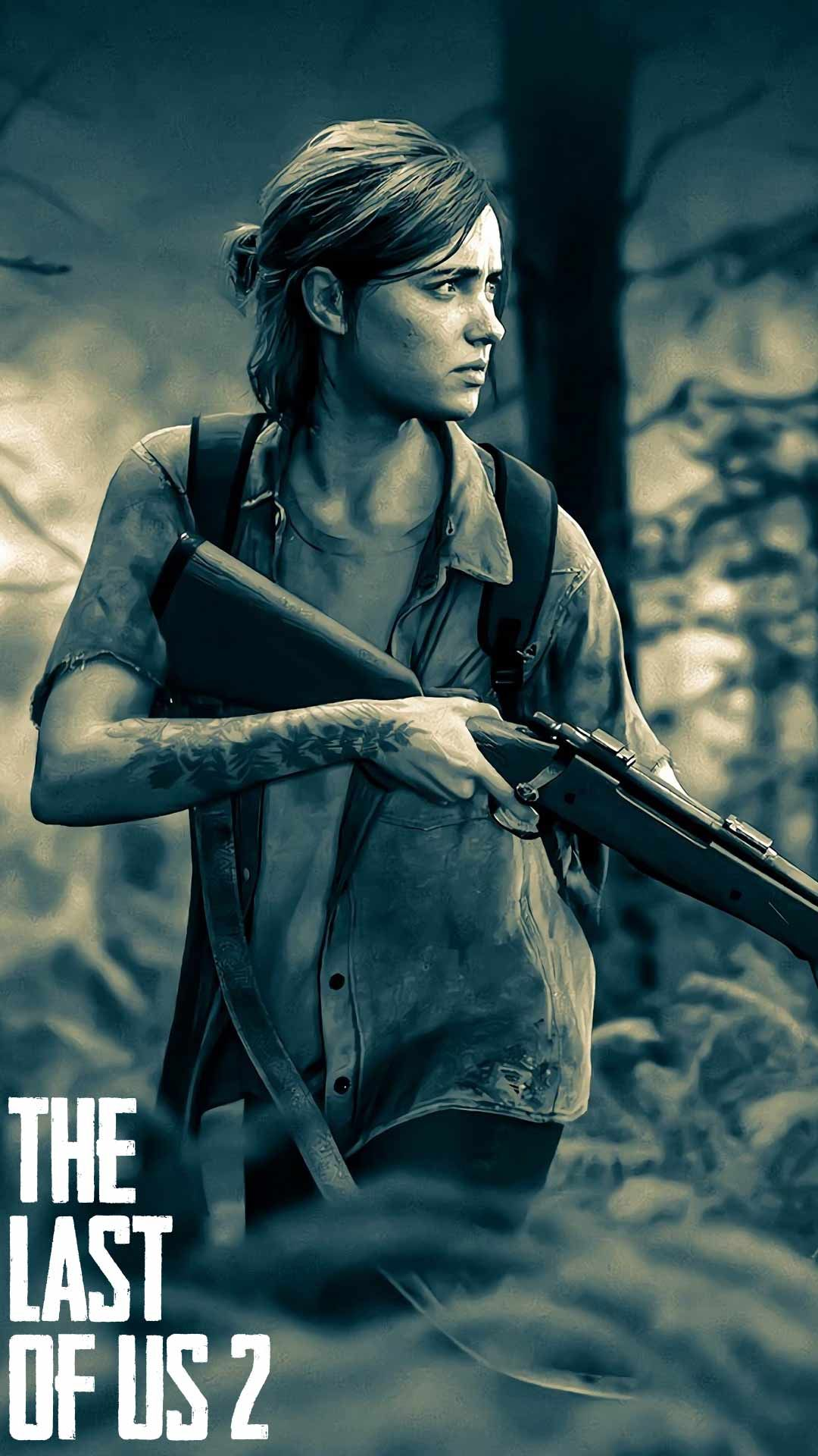 The last of us 2 wallpaper phone backgrounds game part ii pics 1080x1920