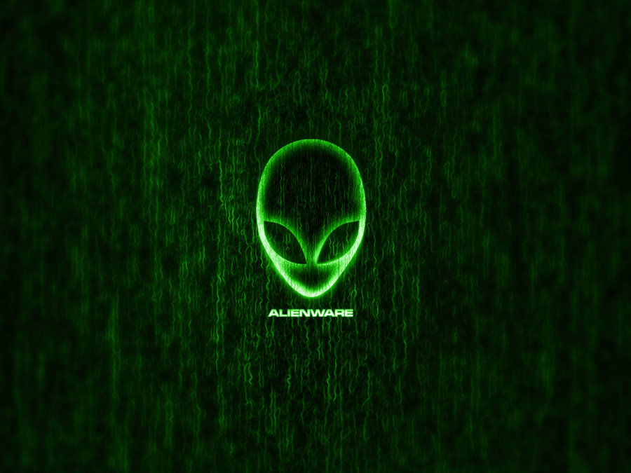 Alienware Wallpaper Transmission Green by fseminario 900x675