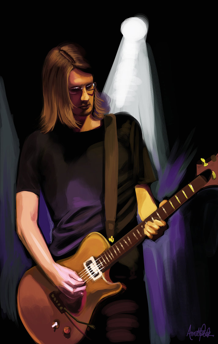 Steven Wilson by Vampyris 713x1121