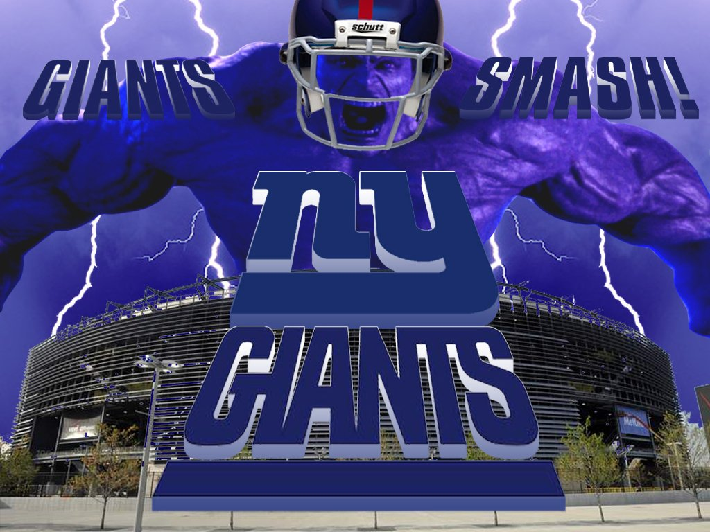 47 Ny Giants Wallpaper And Screensaver On Wallpapersafari