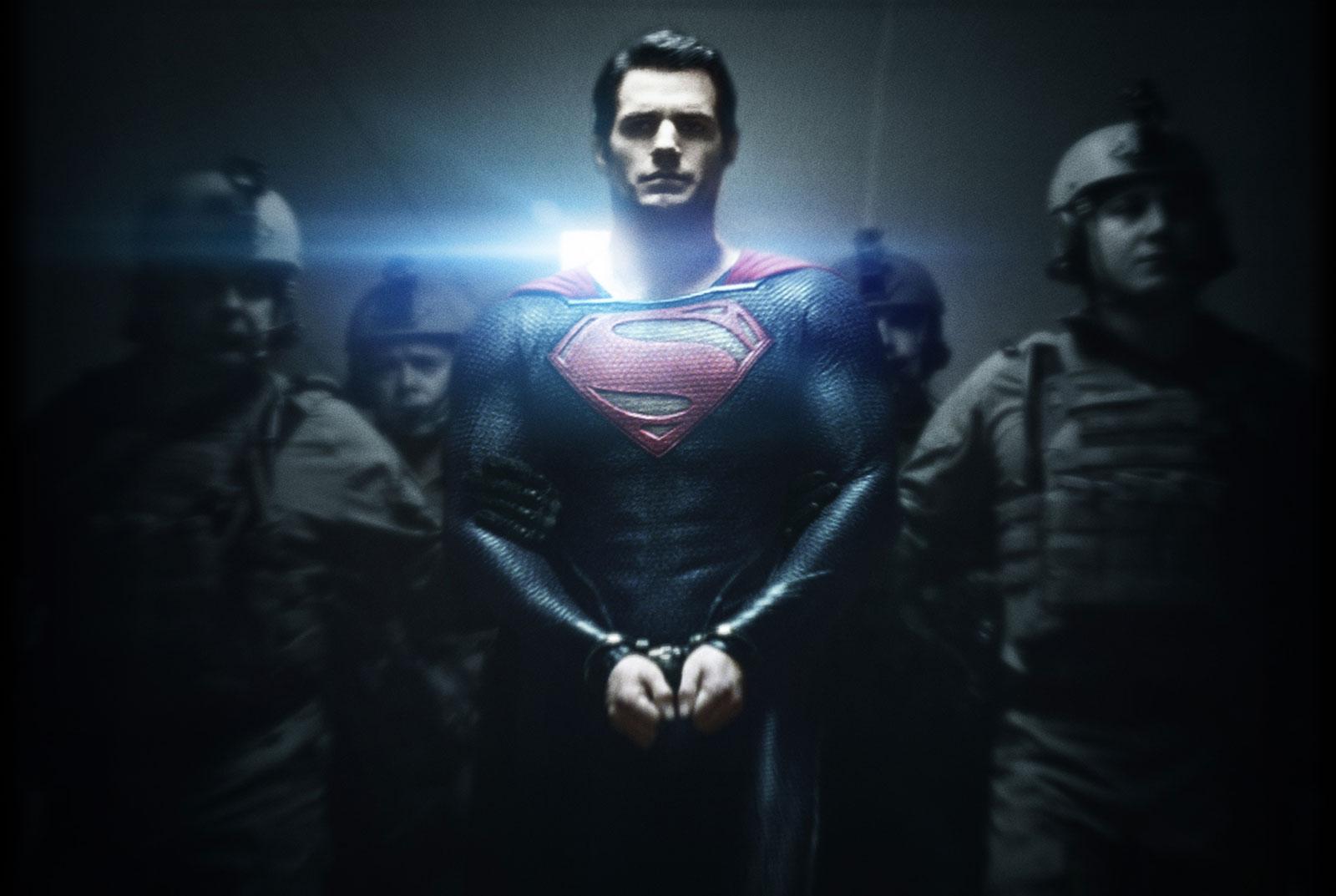 Superman Man of Steel 2013 Movie Wallpaper 6 1600x1073