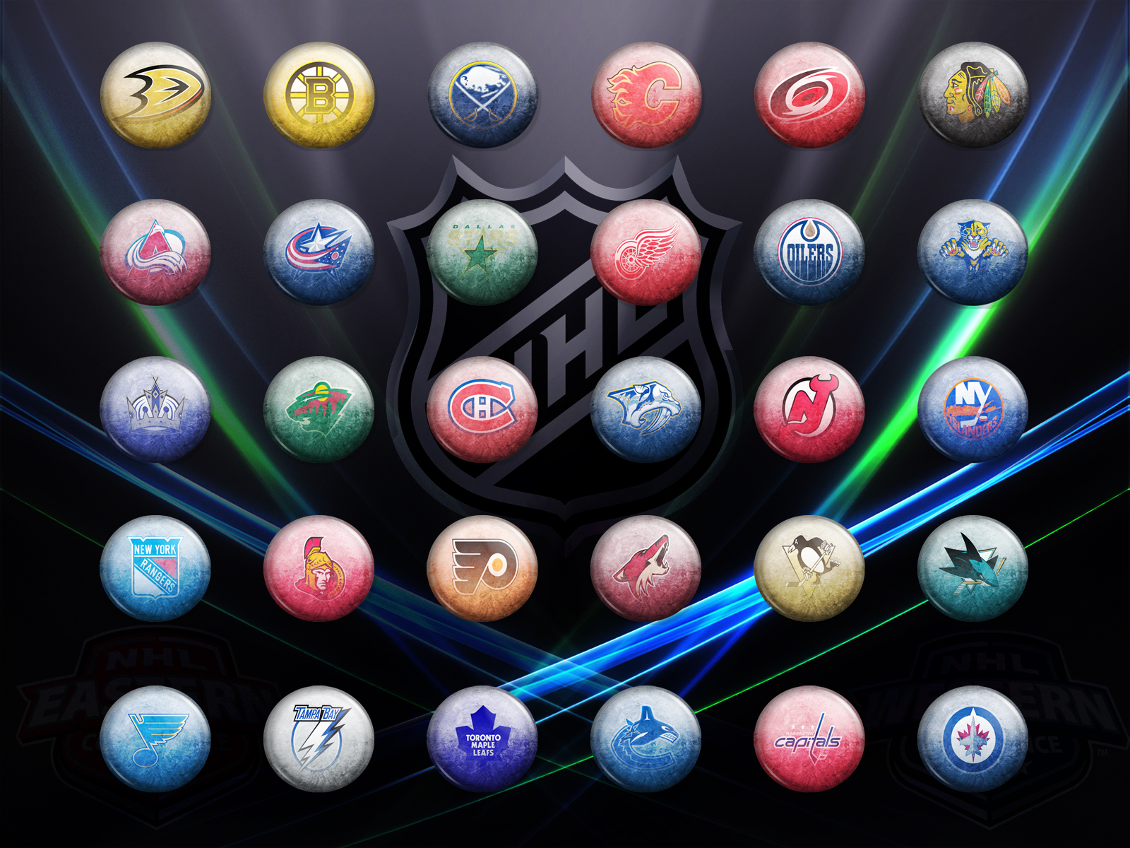NHL Logo Wallpaper wallpaper   ForWallpapercom 1600x1200