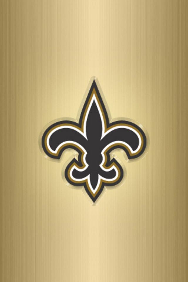 New Orleans Saints iPhone Wallpaper HD 640x960