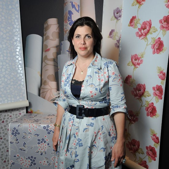 We asked Kirstie Allsopp what inspired her new wallpaper collection 550x550