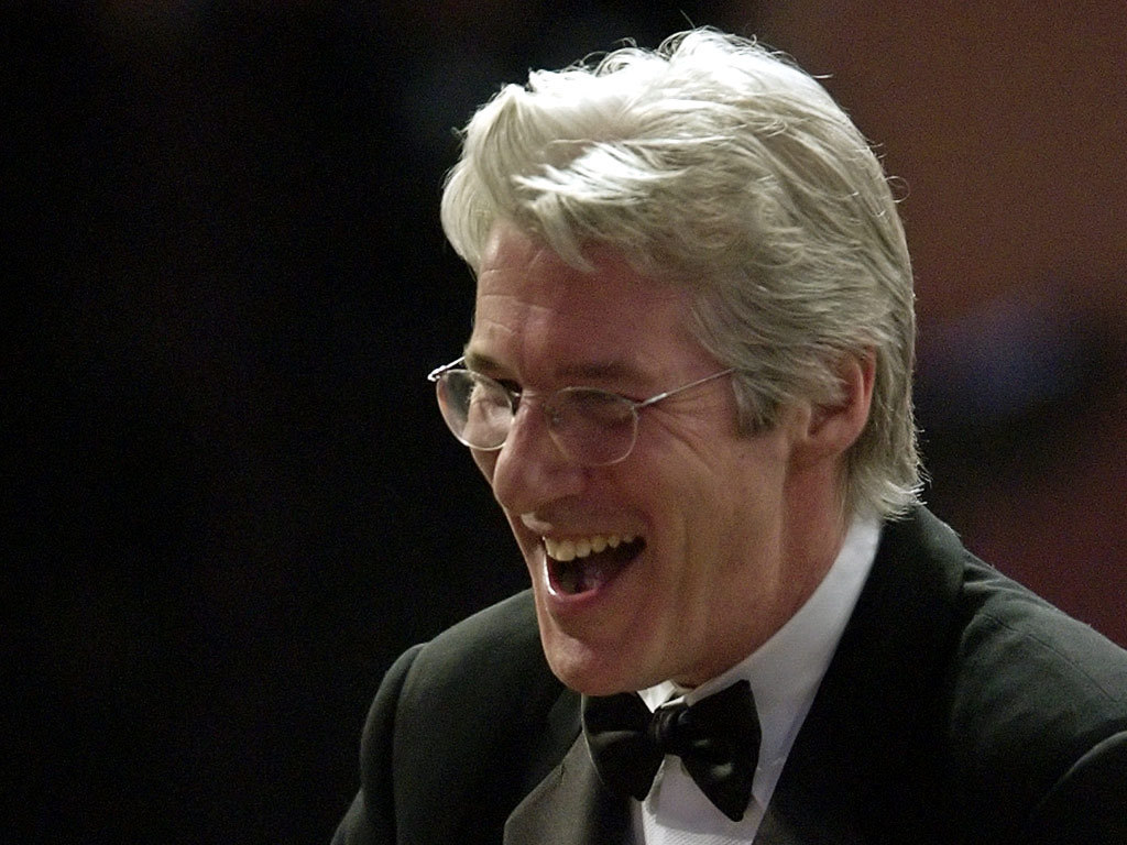 Richard Gere images Richard Gere HD wallpaper and background 1024x768
