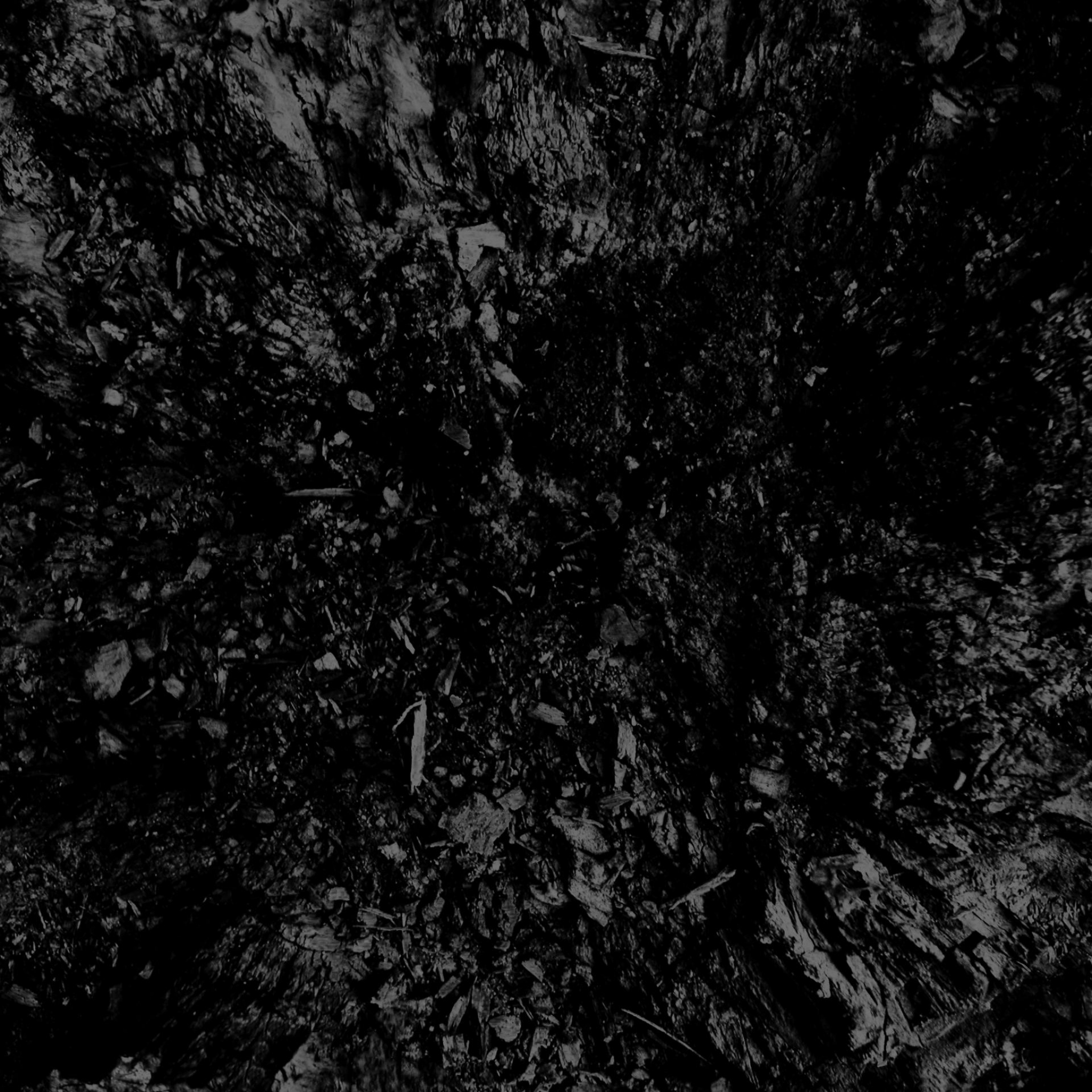 2048x2048 Wallpaper dark black and white abstract black background 2048x2048