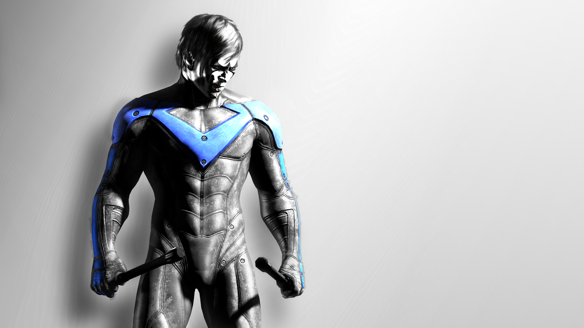 The Nightwing by Rammkap 1920x1080
