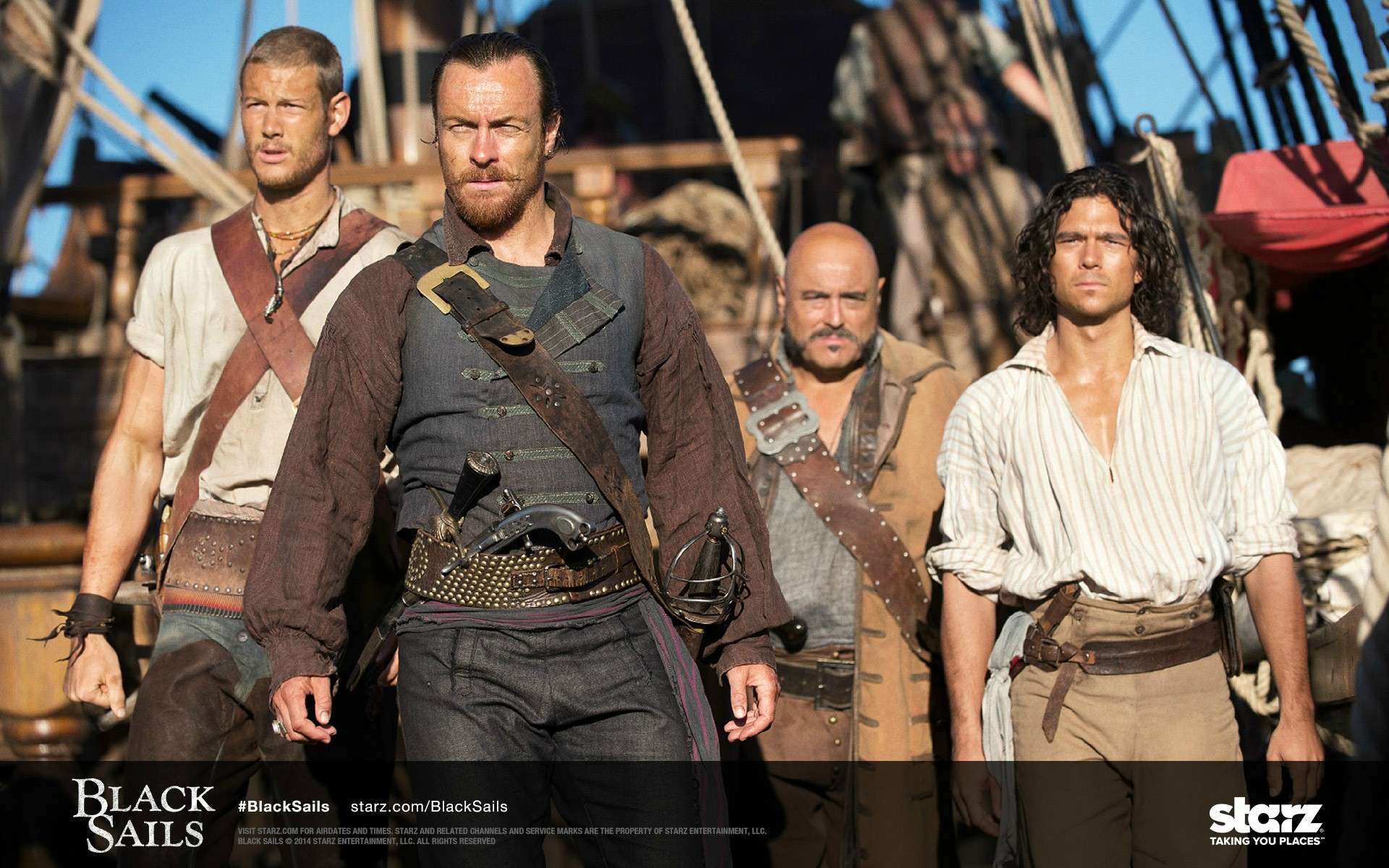 series 2014 this high definition picture of black sails wallpaper is 1920x1200