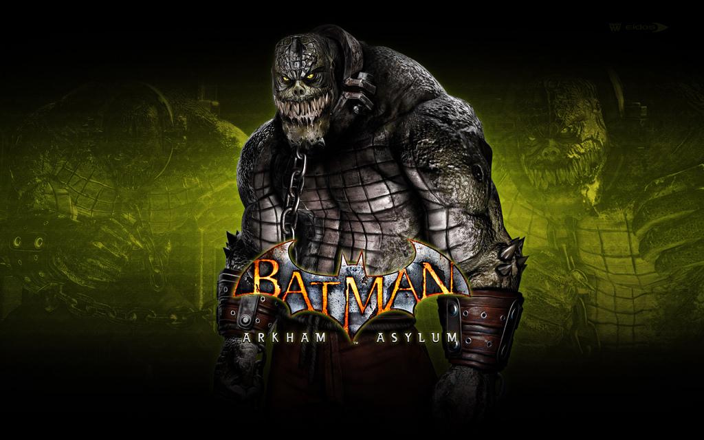 Batman Arkham Asylum HQ High Quality Wallpaper 1024x640