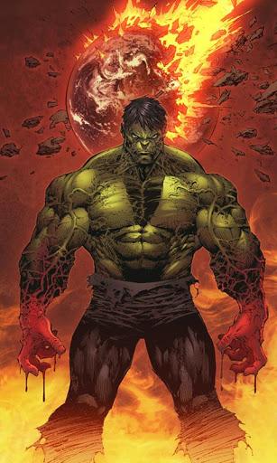 Incredible Hulk Iphone Wallpaper Incredible hulk live wallpaper 307x512