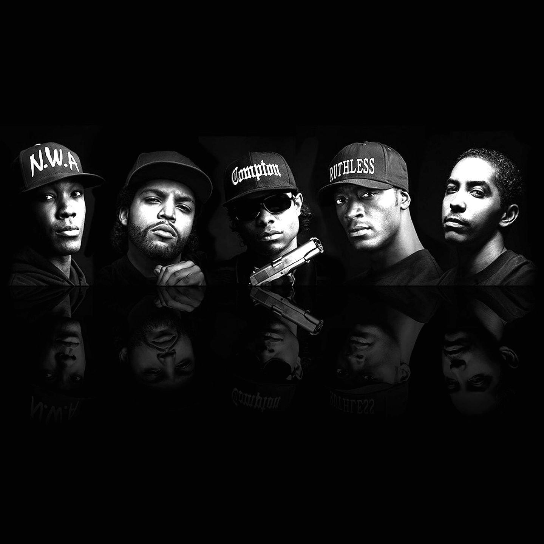 STRAIGHT OUTTA COMPTON rap rapper hip hop gangsta nwa 1440x1440