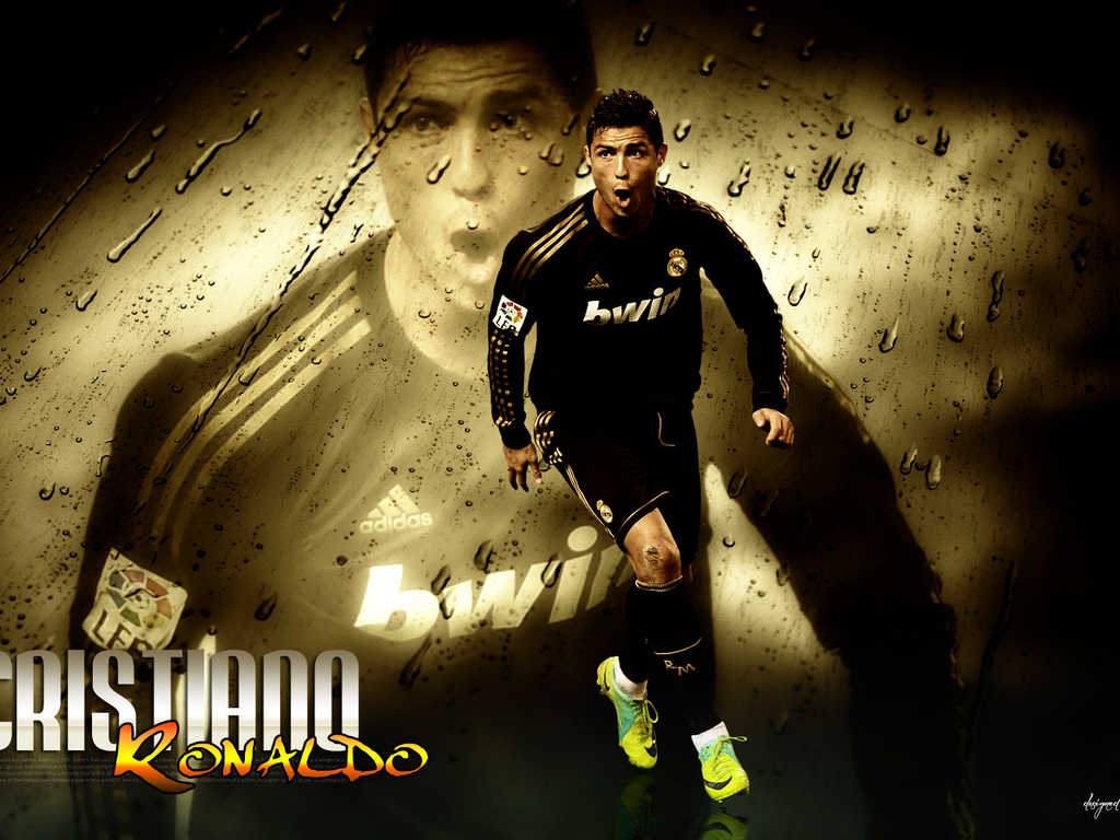 All Wallpapers Cristiano Ronaldo hd Wallpapers 2012 1024x768