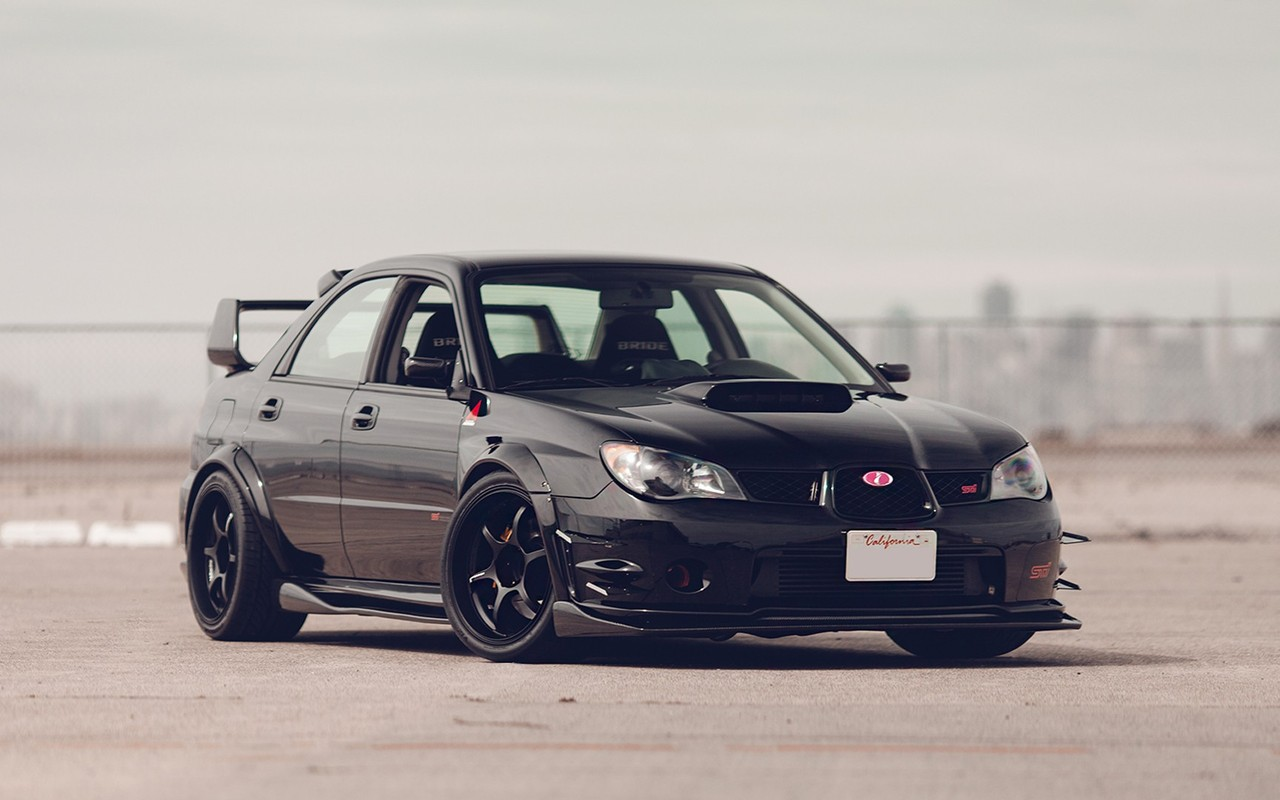 2005 subaru wrx sti wallpaper wallpapersafari. Black Bedroom Furniture Sets. Home Design Ideas