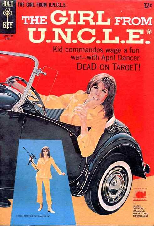 The Girl from UNCLE   The Girl from UNCLE  hot 491x720