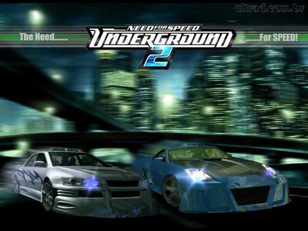 Papel de Parede Need for Speed Underground 2 1024x768
