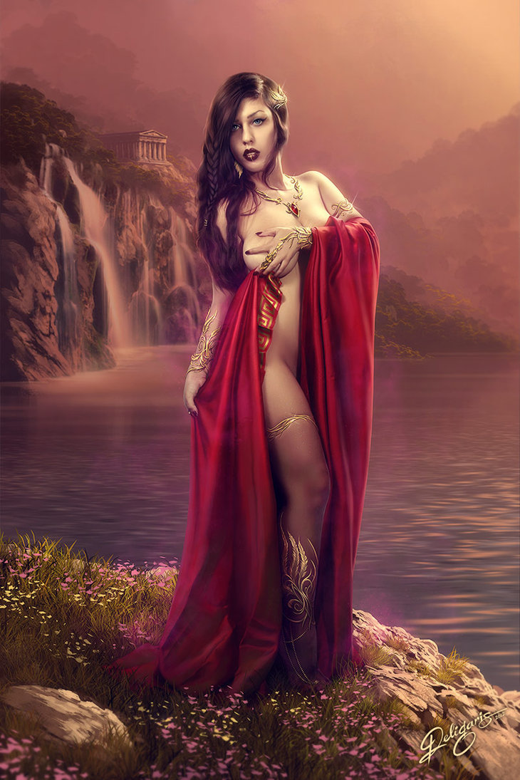 Aphrodite by Deligaris 730x1095