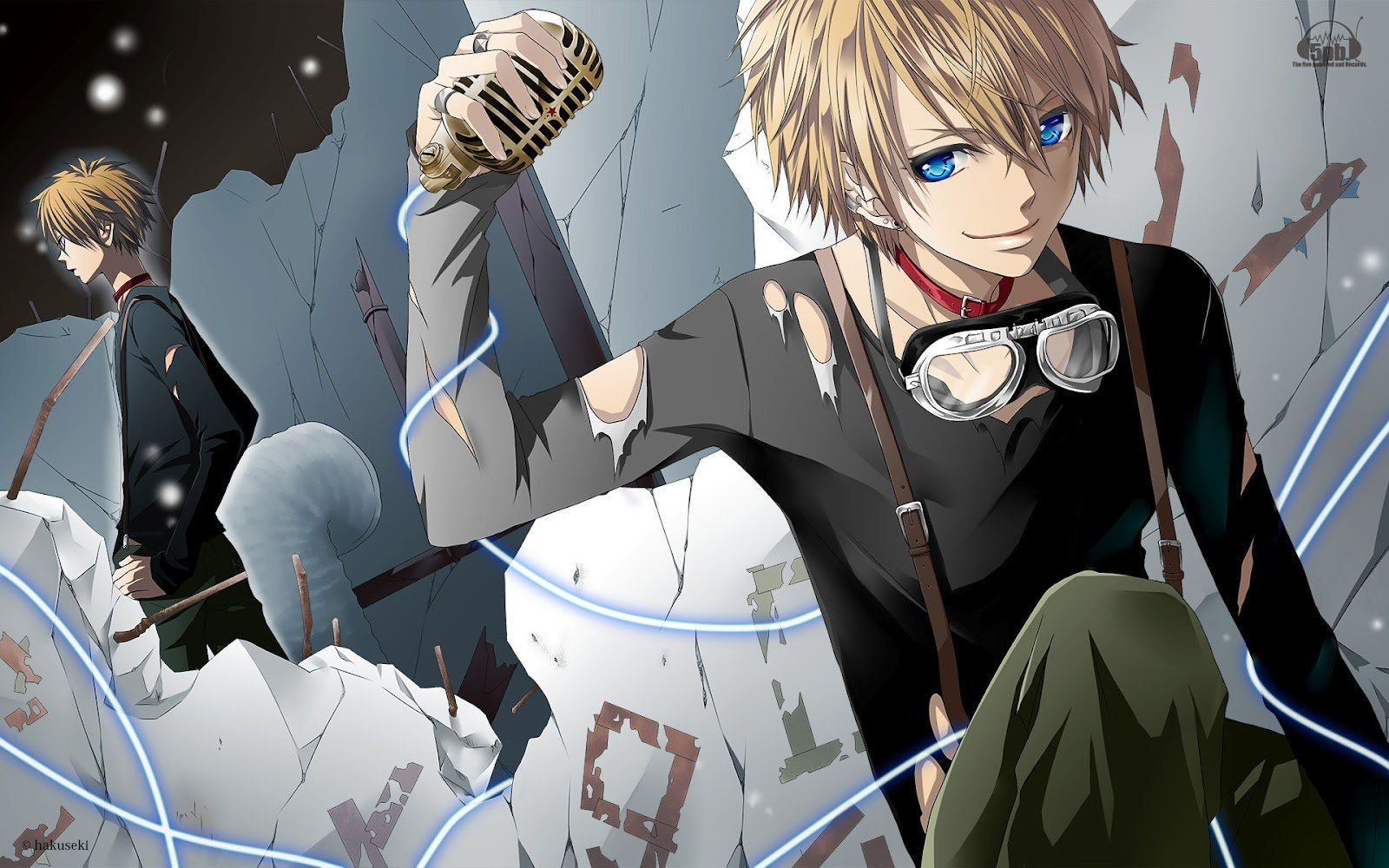 Kinds Of Wallpapers Anime Boy Wallpaper 1600x1000