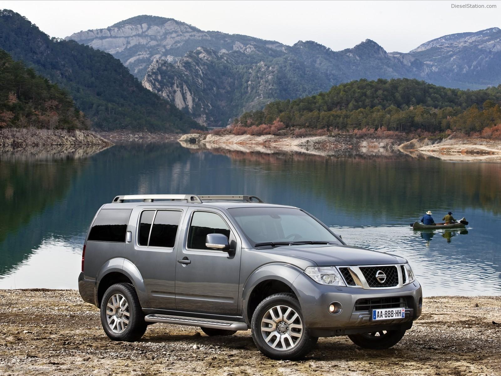 Nissan Pathfinder Lake Wallpaper 65985 1600x1200px 1600x1200