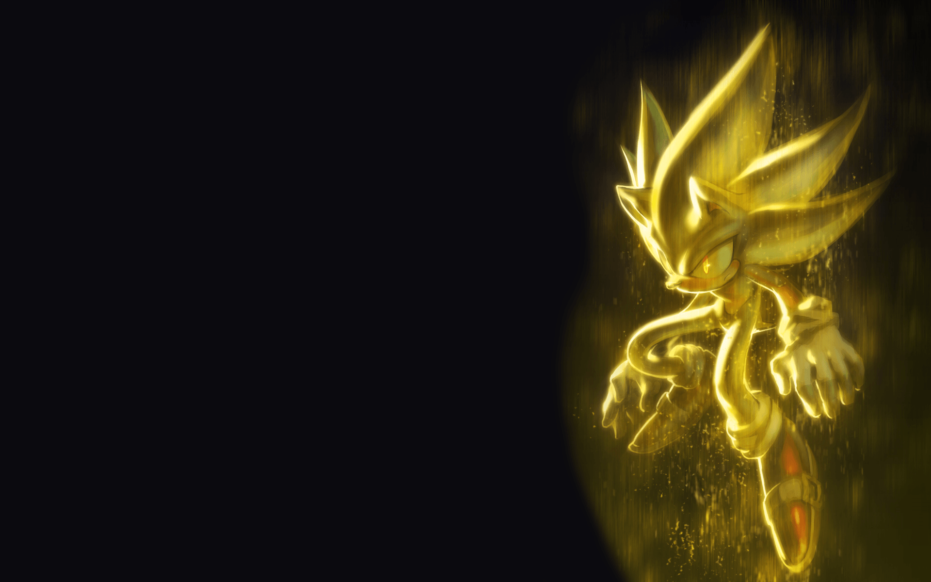 Super Sonic Wallpapers 1920x1200