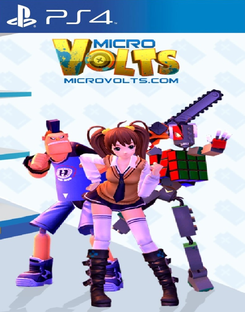 Ps4 Microvolts by ultravanity 792x1010