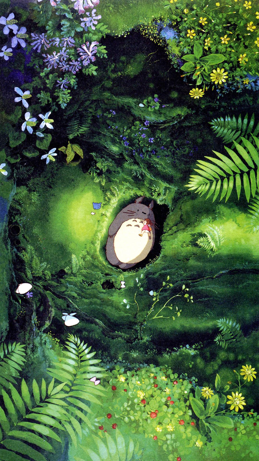 Pics Photos   Studio Ghibli Anime Movie Wallpapers Ghibli 1080x1920