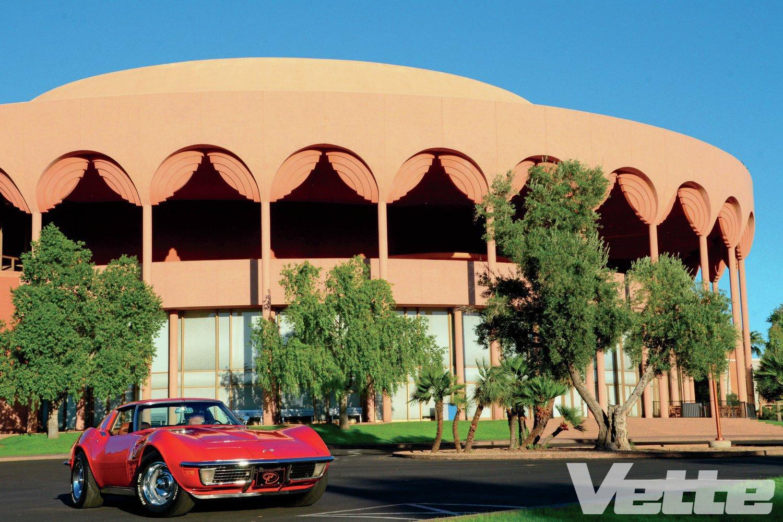 1971 Chevrolet Corvette Arizona State University 1500x1000