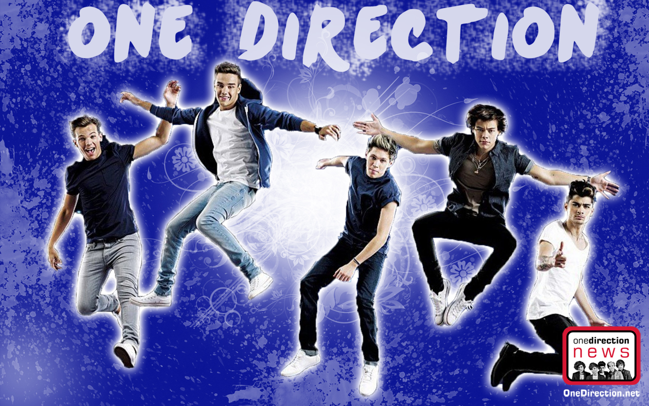 One Direction Wallpapers Harry Zayn Louis Liam and Niall 1280x800
