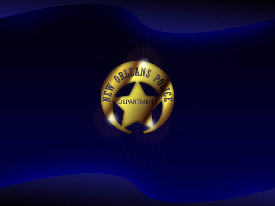 NOPD Gold Badge Wallpaper by tempest790 900x675