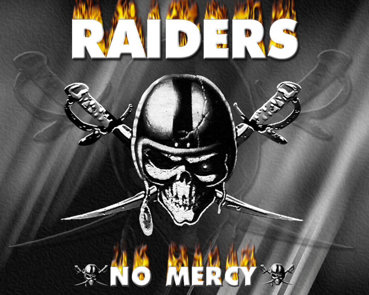 Pin by Hector Torres on radiers Raiders wallpaper Nfl raiders 1280x1024